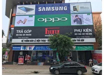 quảng cáo OPPO Huy mobile